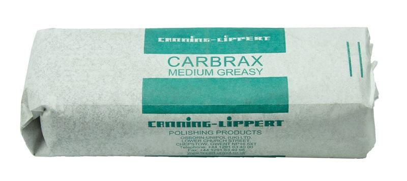 Značková brusná pasta Carbrax střední 800 g