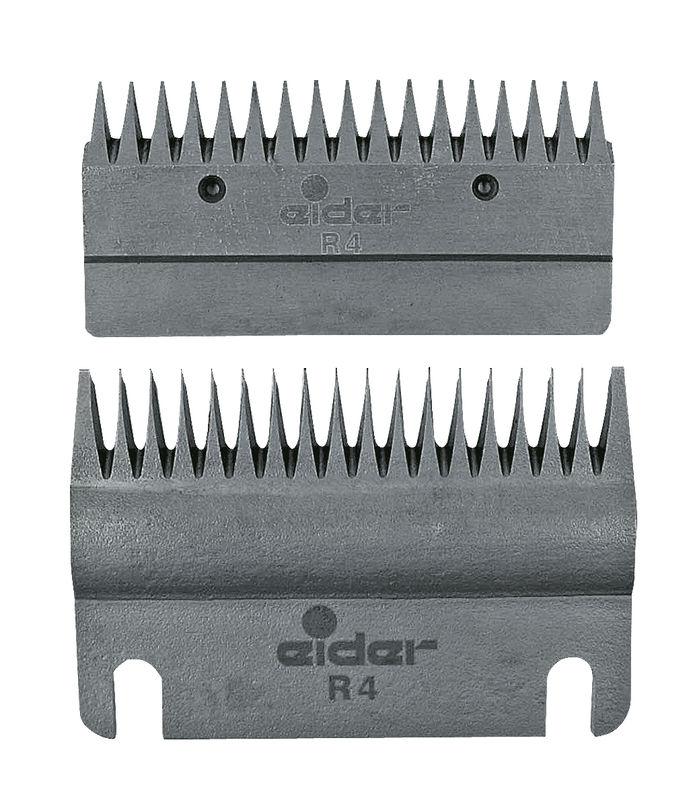 Sada nožů R4 ke stříhacím strojkům EG 500 pro koně a dobytek