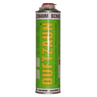 Pěna pro pachový ohradník HAGOPUR Duftzaun-Schaum 675 ml