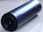 Silážní plachta 10 x 20 m, 150 mi., černá