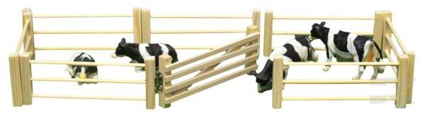Kids Globe - překážky pro koně, ohradní panely pro dobytek 6 ks