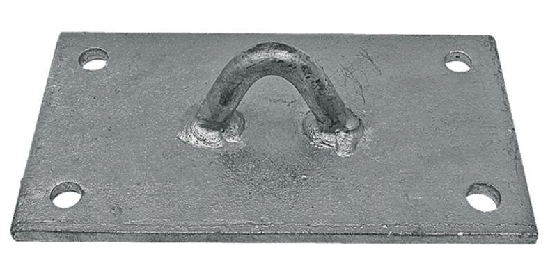 Podlahová kotva pro krávy model 36 K