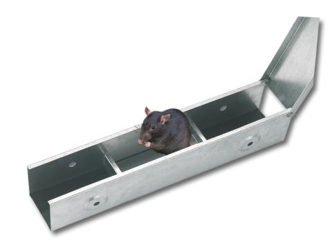 Nástrahová stanička na myši BlocBox