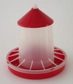 Závěsná krmítka plastová drůbež