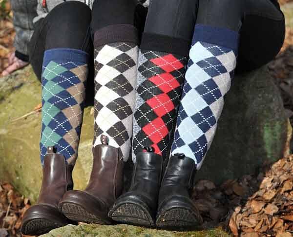 Jezdecké ponožky