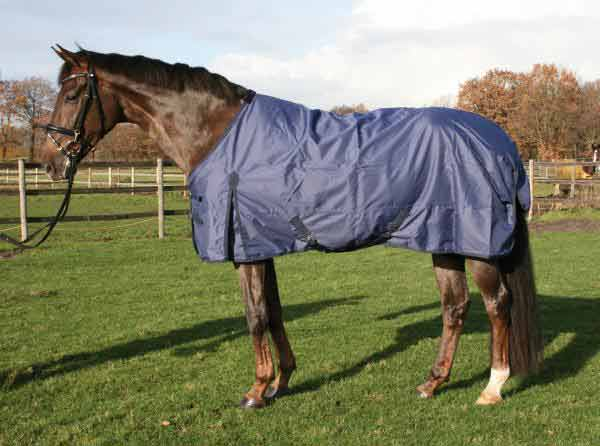 Pastevní a stájové deky pro koně