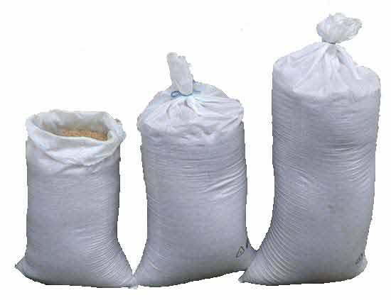 Polypropylénové pytle