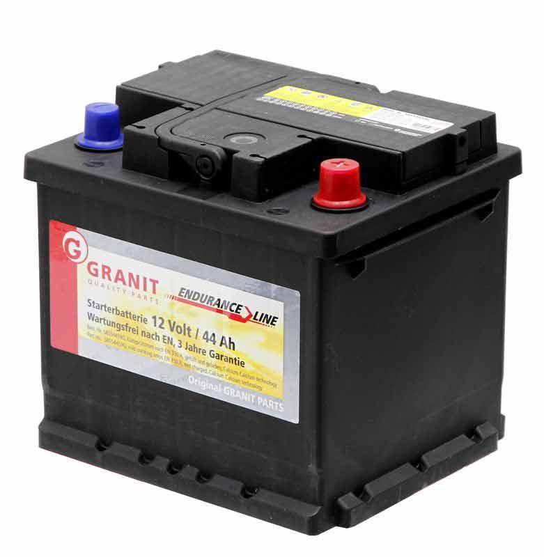 Startovací baterie Granit