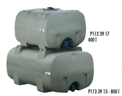 Cisterny stohovatelné