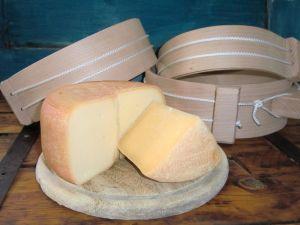 Manžetové formy na sýry
