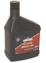 Motorové oleje pro zahradní sekačky