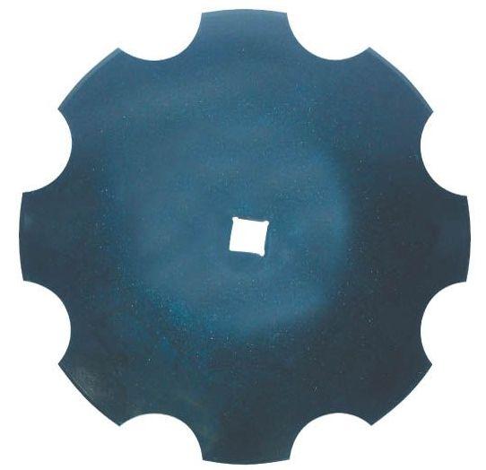 Disk bran 610 mm ozubený