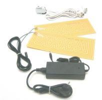 Topení do psí boudy, kurníku, terária TF95 12V / 230V / 72W s termostatem, vytápění