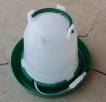 Výhřevný kabel 12V/5W pro malé napáječky pro drůbež