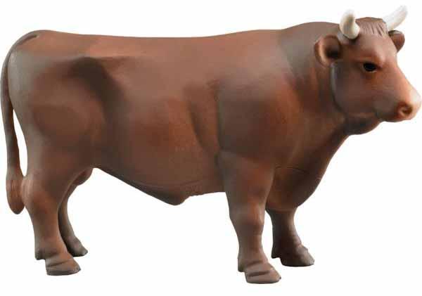 Bruder - figurka býk hnědý, měřítko 1:16