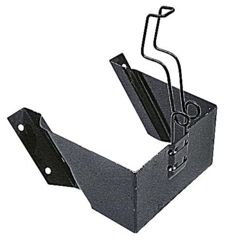 Držák zakládacího klínu pod kola pro přívěsy 380 mm