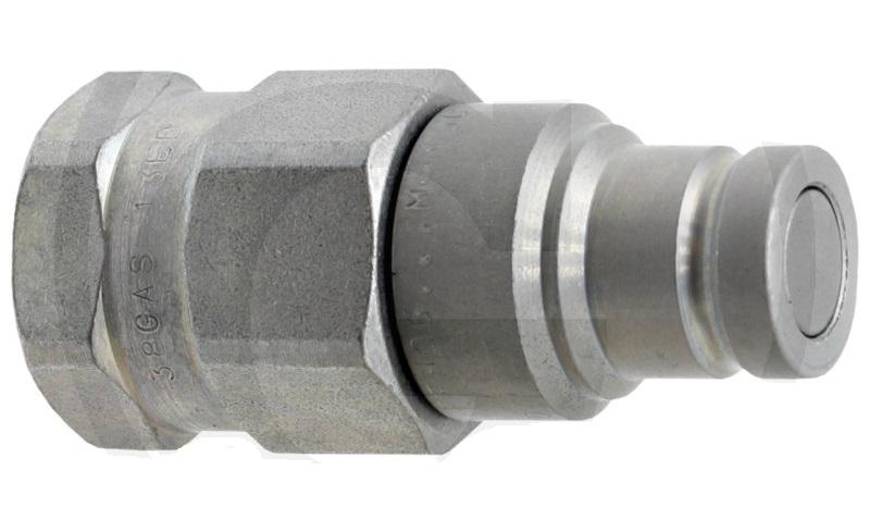 Hydraulická rychlospojka plochý samec Faster série FFH06-2/2215 M