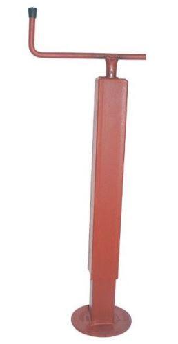 Opěrná noha pod návěs Simol nosnost 300 kg s vodorovnou klikou