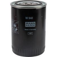 MANN FILTER W940 filtr motorového oleje vhodný pro Claas, Deutz-Fahr, Eicher, Fendt