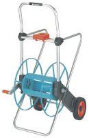 """Gardena kovový vozík na zahradní hadici 1/2"""" 100 m nebo 3/4"""" 50 m"""