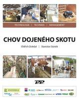 Kniha CHOV DOJENÉHO SKOTU II - Doc. Ing. Oldřich Doležal, DrSc, Ing, Stanislav Staněk, Ph.