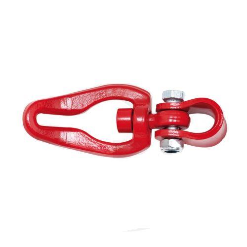 Kluzný třmen otočný na lano pro řetězy 7 a 8 mm