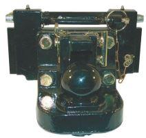Kulový závěs K80 Sauermann 320 mm vhodný pro Case-IH, Deutz, New Holland, Steyer