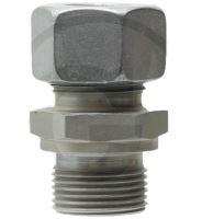 Hydraulické šroubení přímé STAUFF GER závit Witworth cylindrický