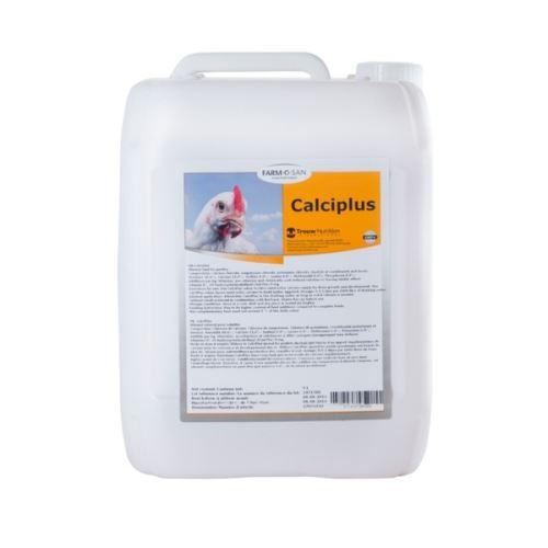 Farm-O-San CALCI PLUS vápník na skořápky pro drůbež 5 l