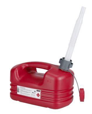 Plastový kanystr Pressol na tekutá paliva 5 l