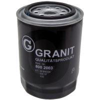 Granit 8002003 filtr motorového oleje pro Aebi, Case IH, Claas, Eicher, Ford, Fortschritt
