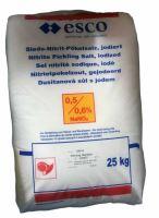 Řeznická rychlosůl ESCO 25 kg