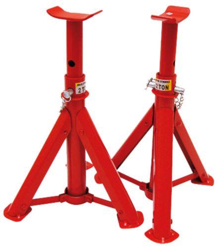 Podstavná stolice sklápěcí 2 t 2 ks