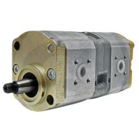 Dvojité hydraulické čerpadlo vhodné pro Case IH, Deutz-Fahr, Fendt, Steyr