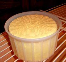 Forma na sýr kulatá 2000 g na čerstvé a polotvrdé sýry