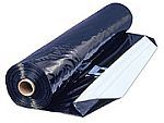 Silážní plachta 10 x 50 m, 150 mi., černobílá