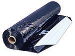 Silážní plachta 16 x 50 m, 150 mi., černobílá