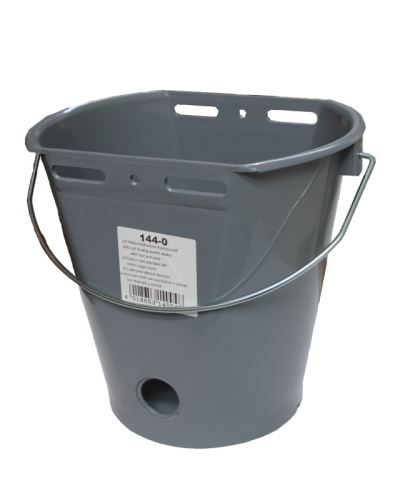 Napájecí kbelík pro telata samostatný bez dudlíku