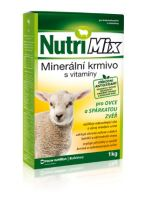 Nutrimix pro ovce a spárkatou zvěř - doplňkové minerálně vitamínové krmivo