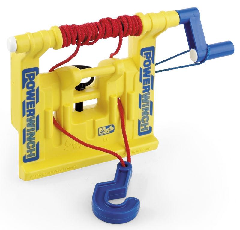 Rolly Toys - naviják žlutý