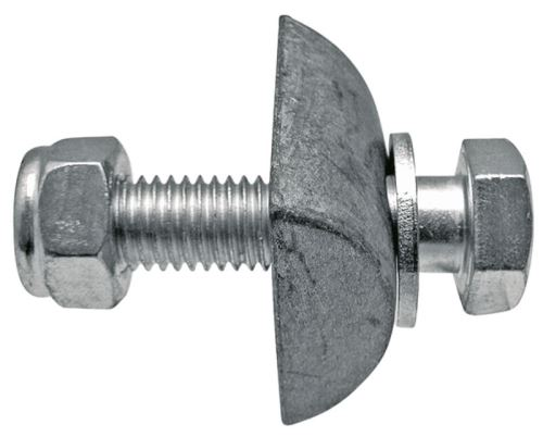 Upevnění pera pro obraceče komplet (starý tvar do roku 1985) vhodné pro Deutz Fahr KH 4 S