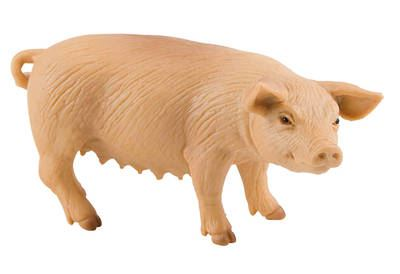 Bullyland - figurka svině