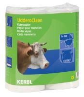 Papír na vemena Uddero Clean pro sušení i mokré čištění 2 x 200 útržků