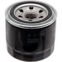 MANN FILTER W811/80 filtr motorového oleje vhodný pro Iseki, Landini, Weidemann