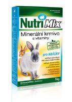 Nutrimix pro králíky, vitamíny pro králíky 1 kg