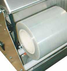 Zatavovací fólie šířka 200 mm pro svářečku fólií HORECA SV 300