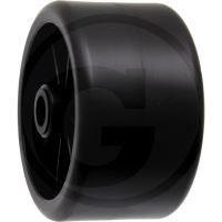 Pojezdové kolo pro Iseki vnější průměr 120 mm, šířka kola 68 mm