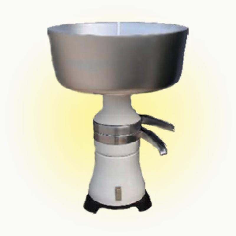 Elektrická odstředivka mléka MS-100-15 kapacita 100 l za hodinu nylonový korpus
