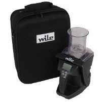 Profesionální vlhkoměr na obilí WILE 200, digitální hektolitrová váha, teploměr