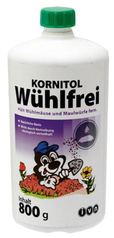 Kornitol WÜHLFREI odpuzovač hrabošů a krtků granulát 800 g